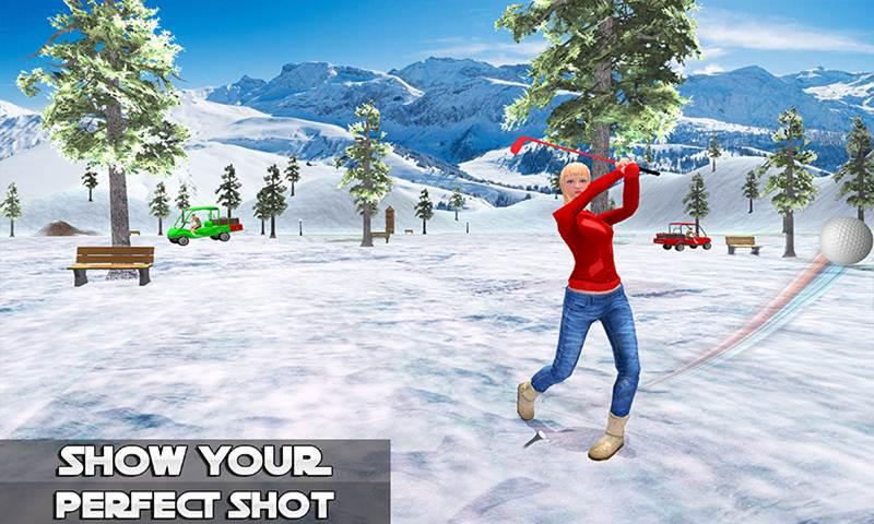 Pro Golf Master: Virtual King