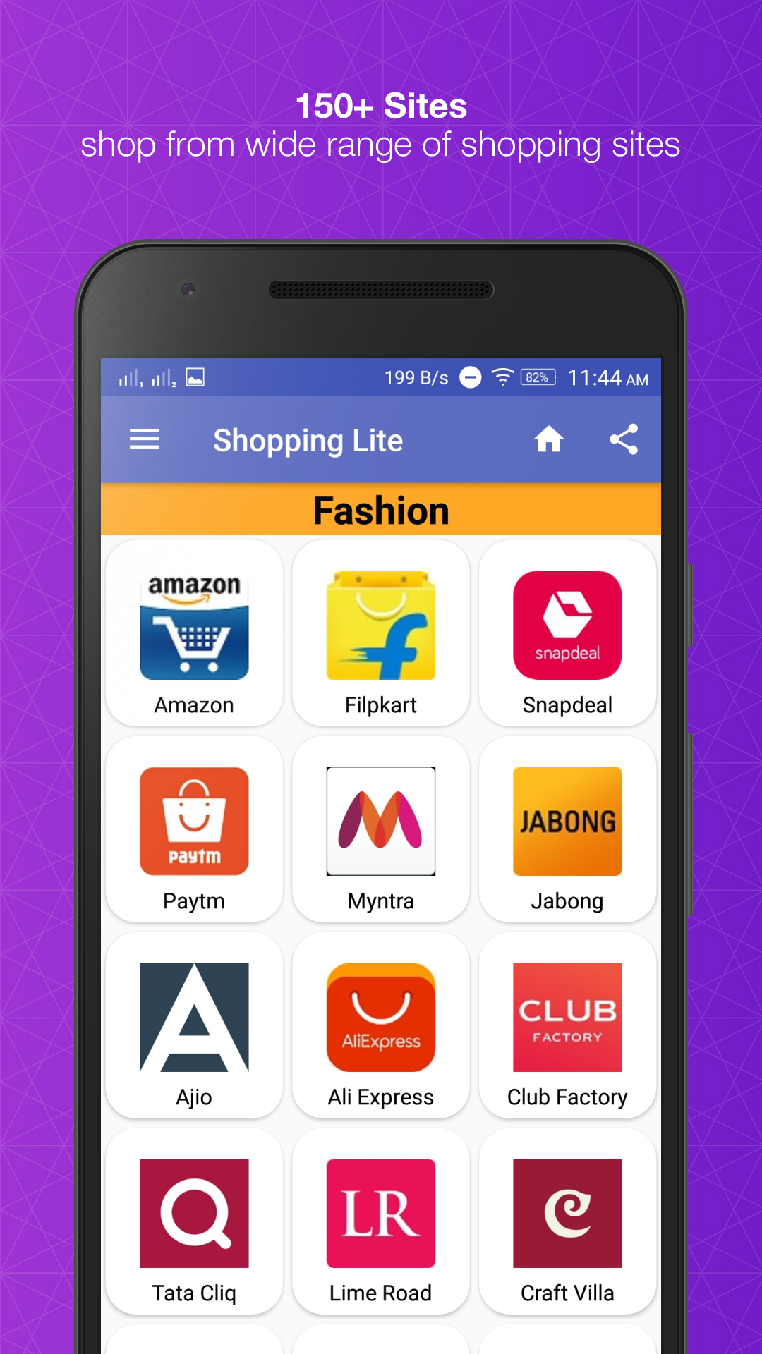 Shopping Lite- All in One Shopping App