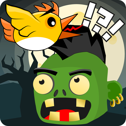 Brawl Birds: Zombie Escape