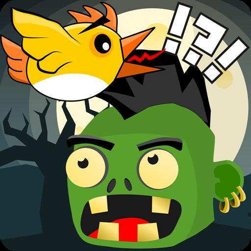 Brawl Birds: Zombie Escape