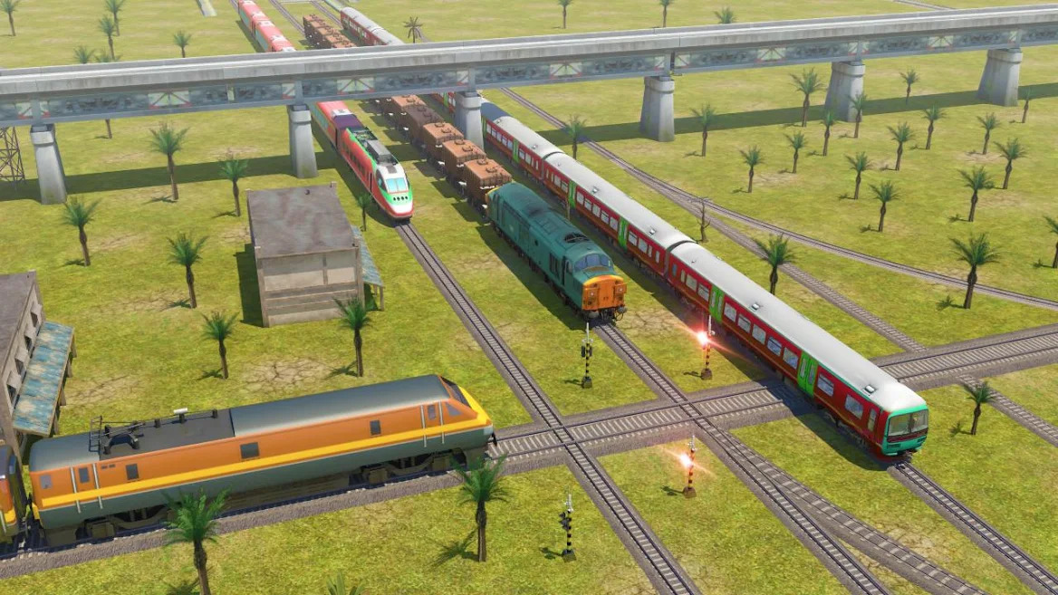 Euro Train Simulator 2019