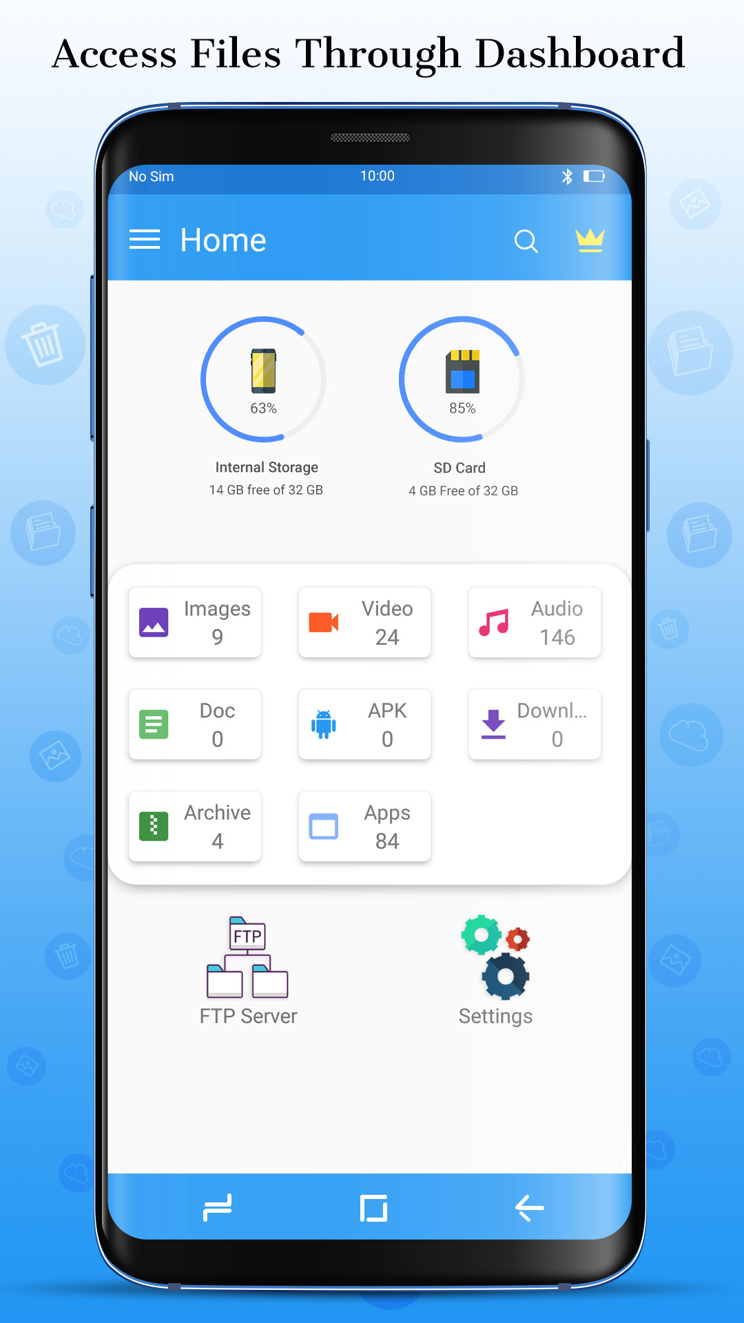 File Manager - File Explorer App
