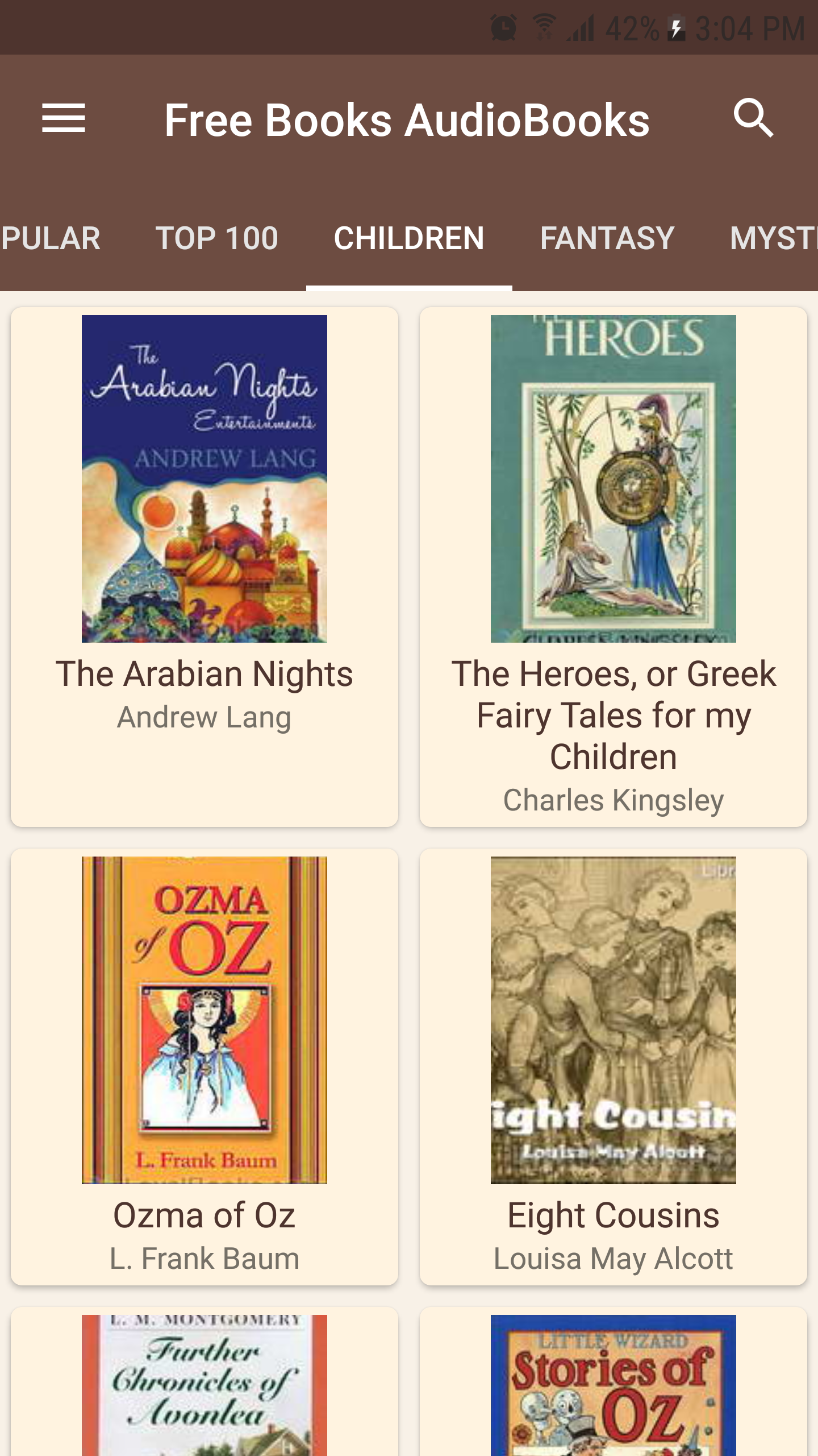 Free Books, Audio Books - Read and Listen