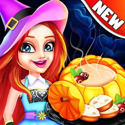Halloween Cooking & Restaurant Chef Game