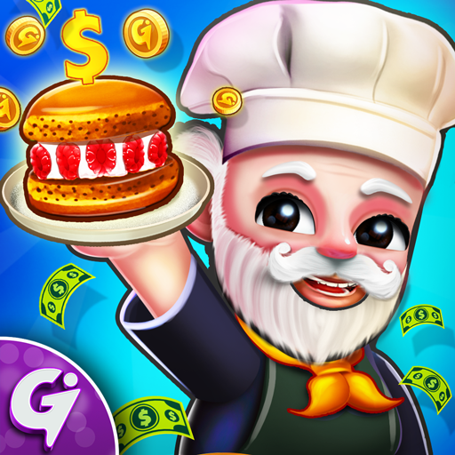 Idle Food Factory - Cafe Cooking Tycoon Tap Game