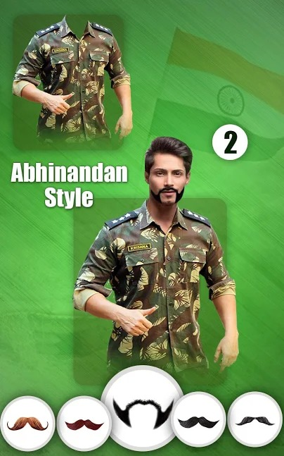 Indian Army PhotoSuit Editor 2019-Army Suit Editor