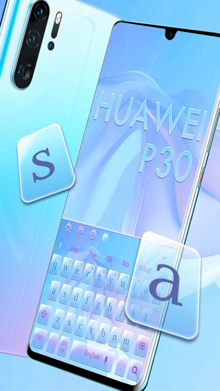 Keyboard For Huawei P30