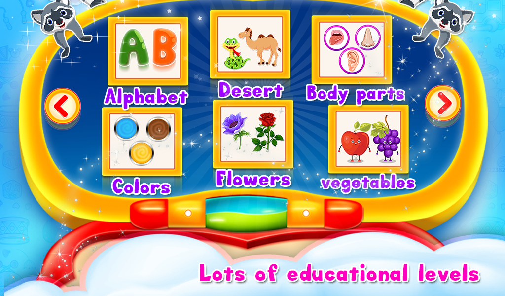 Kids Computer Preschool Activities For Toddlers