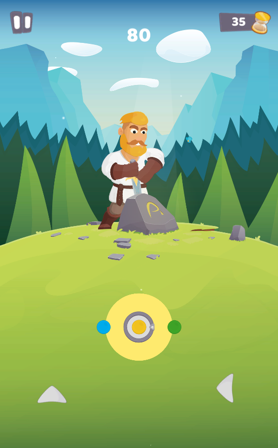 King Arhur: Magic Sword