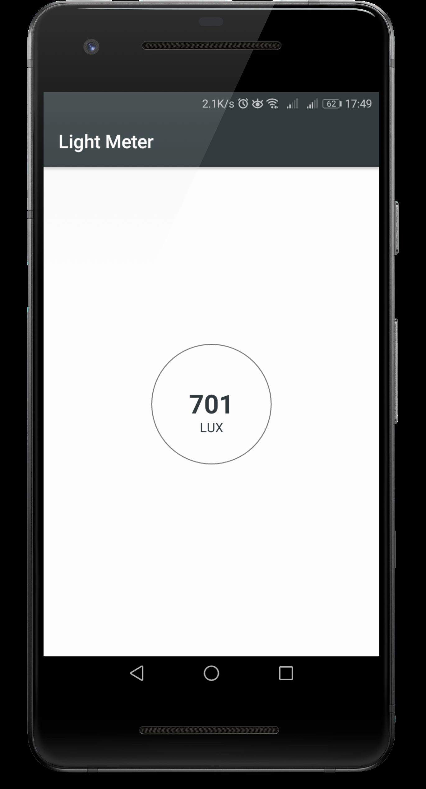 Light Meter - Lux Meter