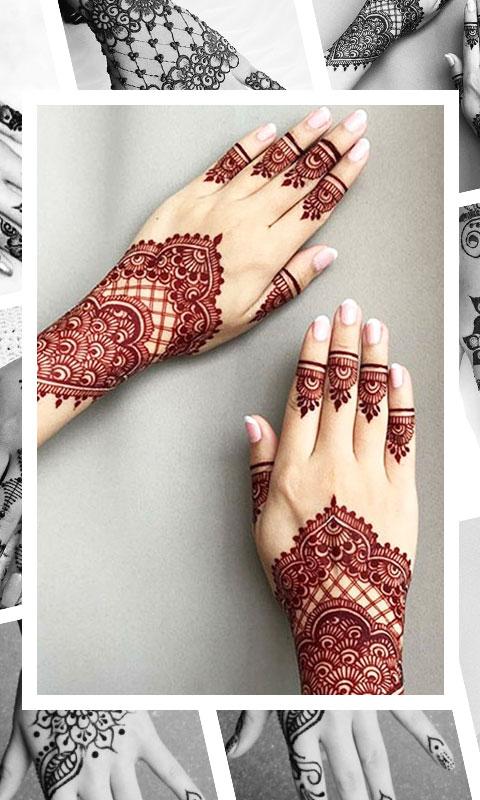 Mehndi Designs easy 2019 - simple mehndi design