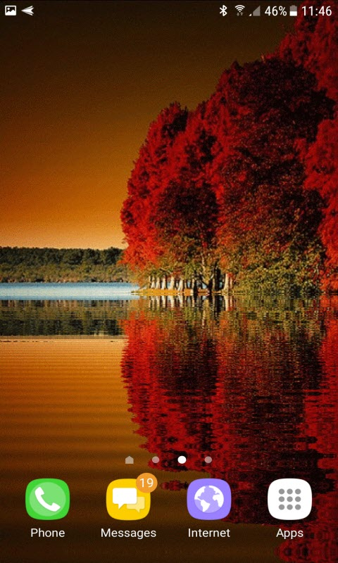 Red Tree Lake LWP
