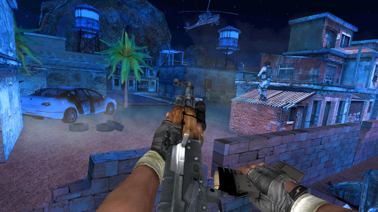 Sniper Legacy Arena:Gun Shooting Game