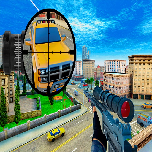 Sniper Shooter 3D 2019 -Free Shooting Games Modern
