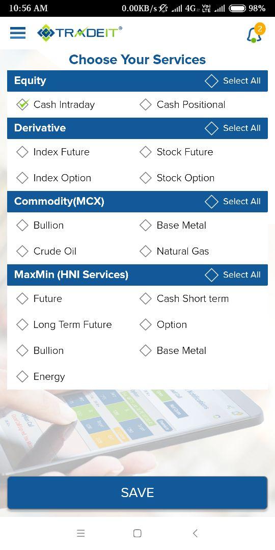 TradeIt- Stock Market Advisory
