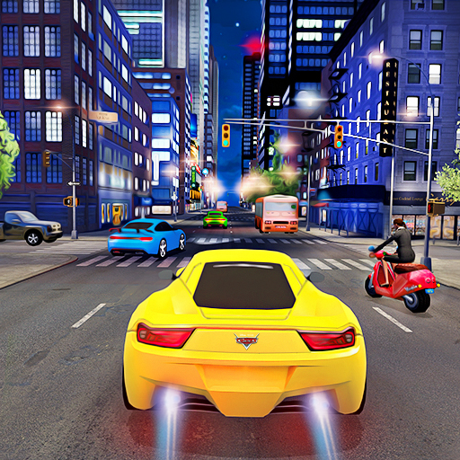 Traffic Master Racer - New Car Game 2019