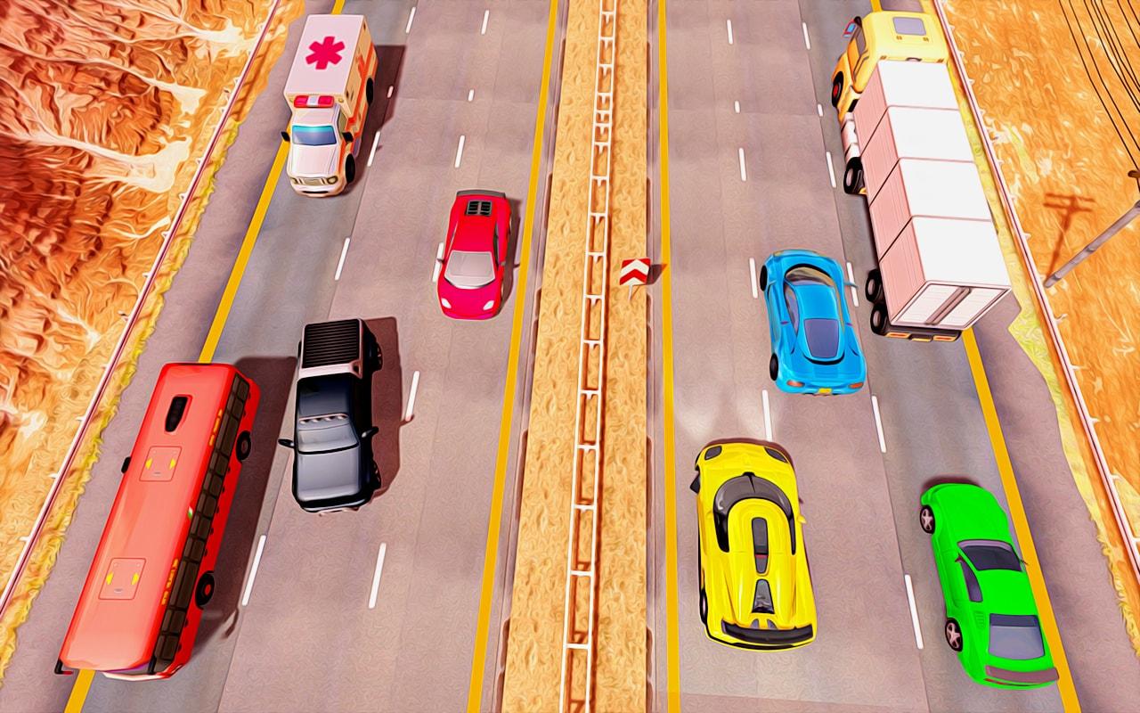 Traffic Master Racer - New Car Game 2019