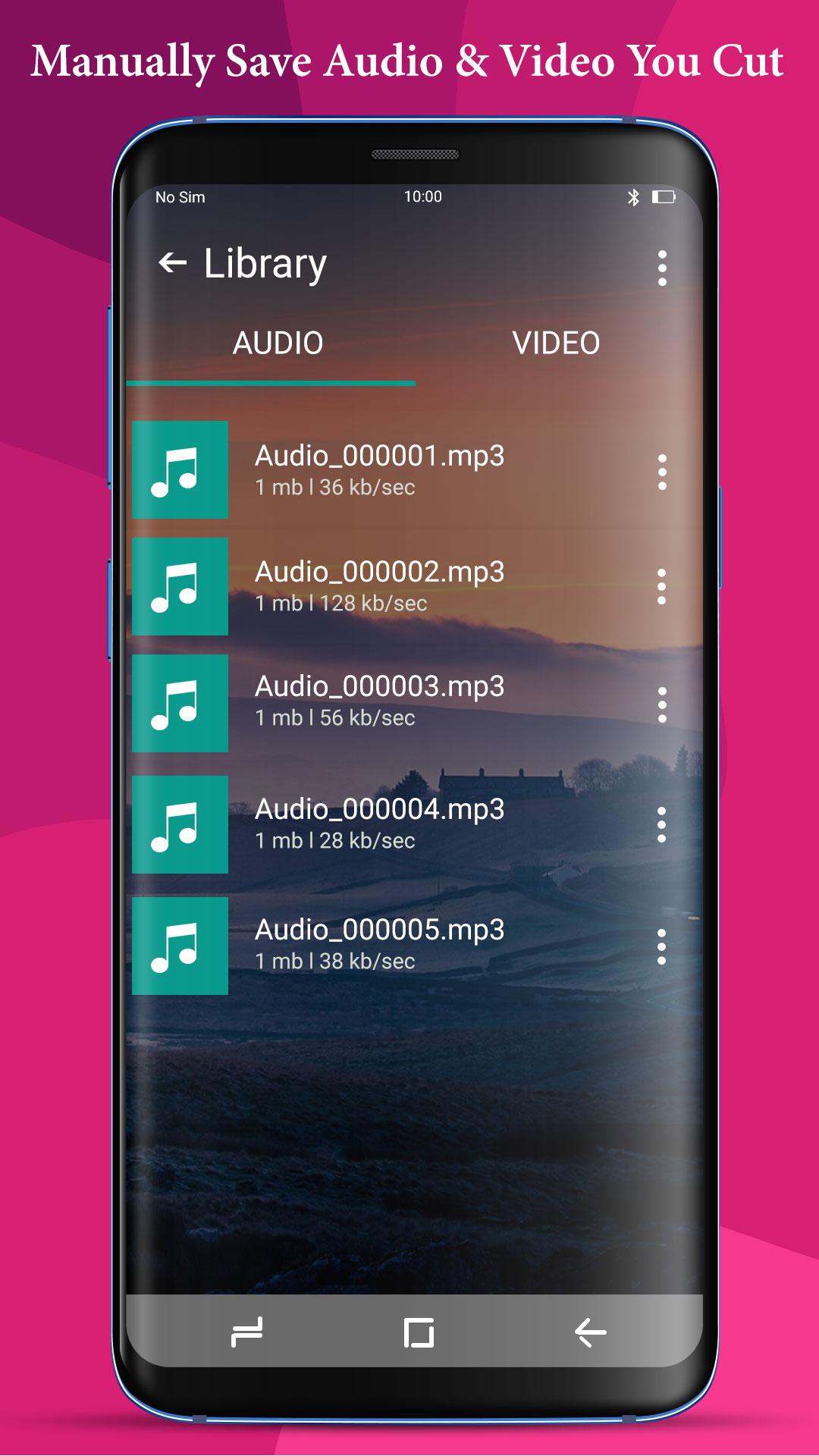 Video Cutter- Music Cutter, Ringtone Maker