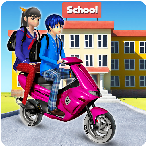 Virtual High School Life Simulator