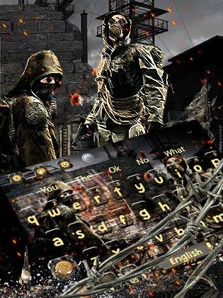 Fierce Survival Stalker Keyboard