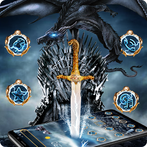 Iron Thrones Dragon Theme