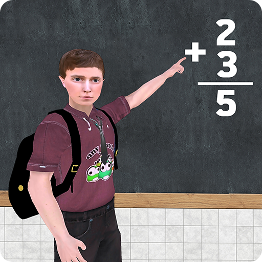 Math Game Kids Education And Learning In School