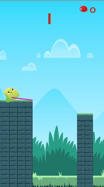 MONSTER JUMP ROPE SWING: A TARZAN SWING GAME