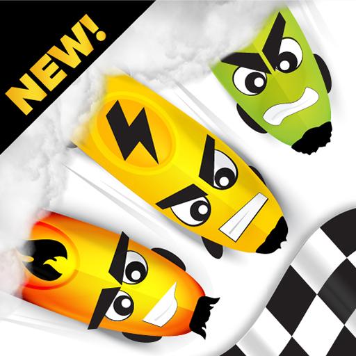 moto Banana: Bumni Race