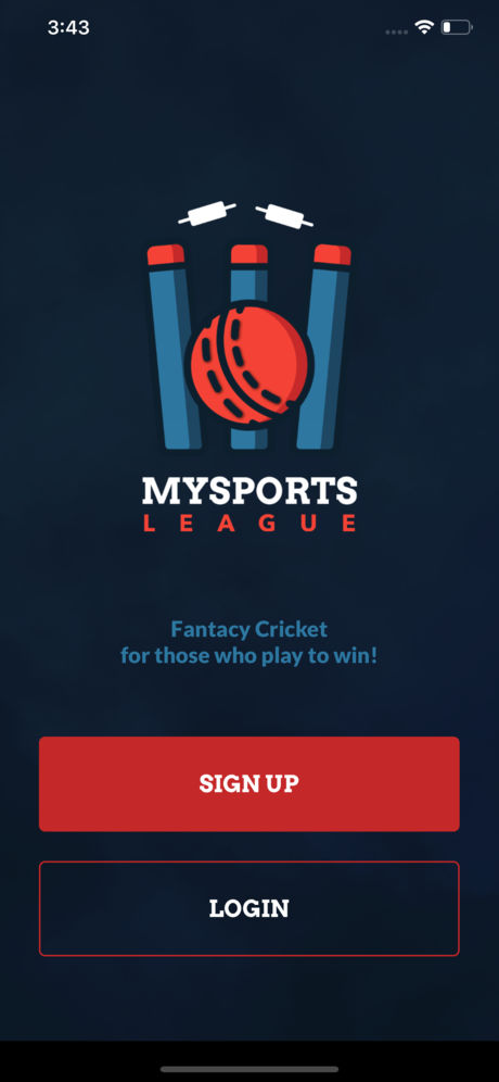 My Sports League