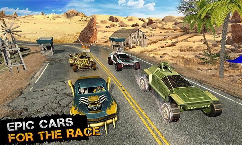 Offroad Dirt Race: Buggy Car Racing