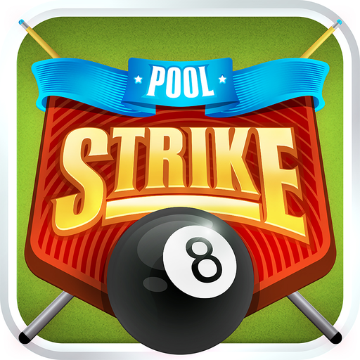 Pool Strike online 8 ball pool billiards free game