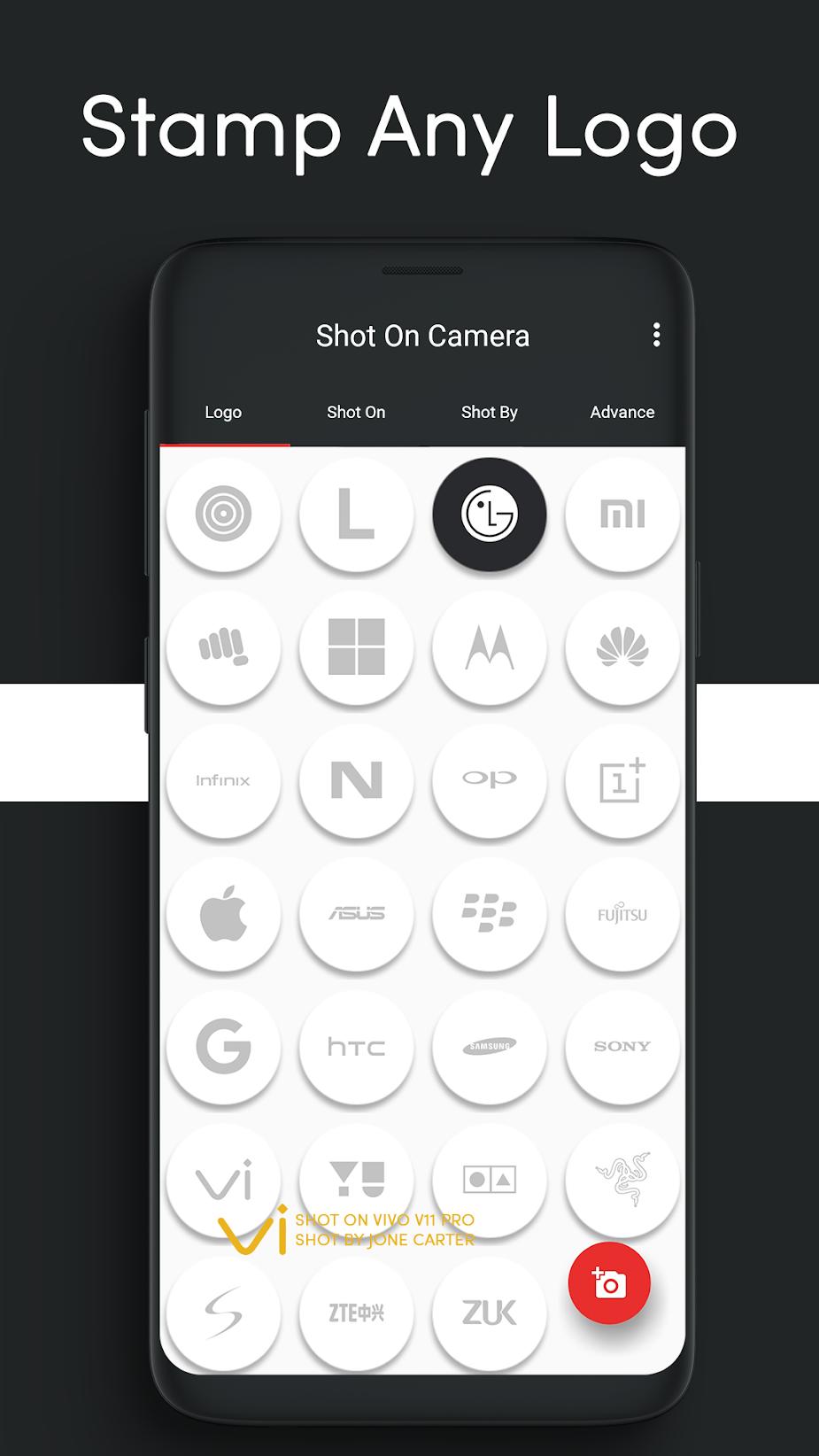 ShotOn Camera - Add Photo Watermark
