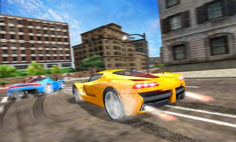 Street City Car Racing Game Real Car Racing 3D