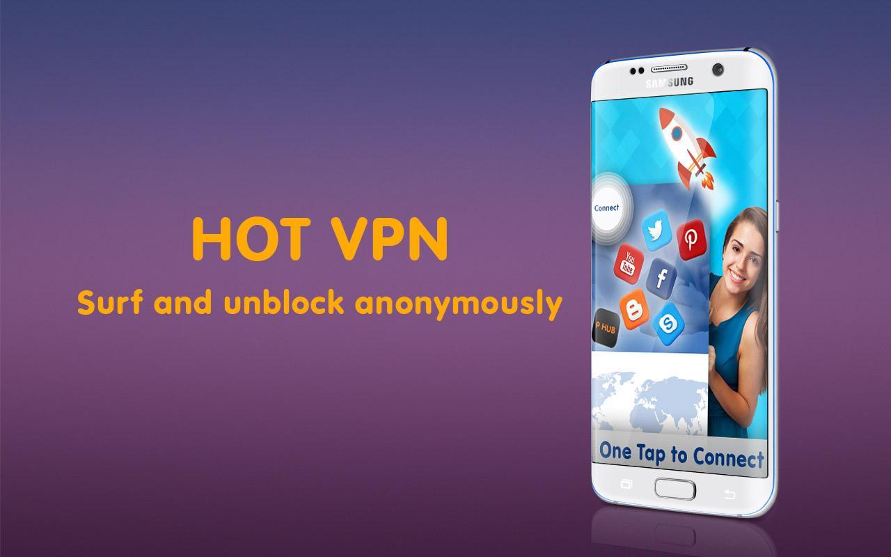 Super Fast Hot VPN Free Vpn Proxy Master HubVPN