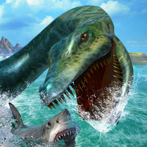 Ultimate Sea Dinosaur Monster World