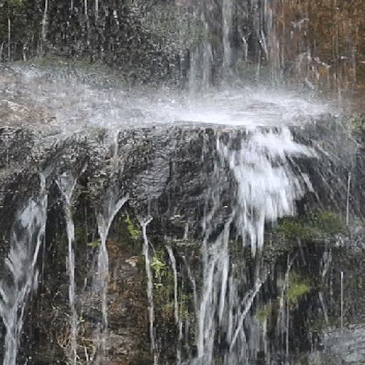 Water On Rock LWP