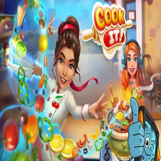 Cook It: Chef Restaurant Girls Cooking Games Craze
