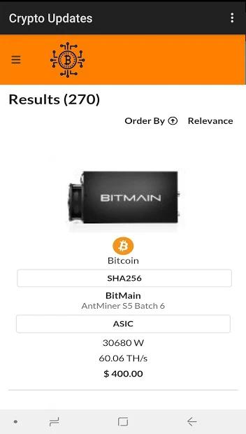 Crypto Update – Crypto Tracker & Bitcoin Prices