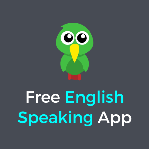 Free English Speaking App - Parrot Checker