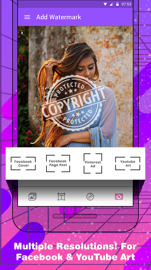 Logext-Text on Photos with Logo, Emoji & Stickers