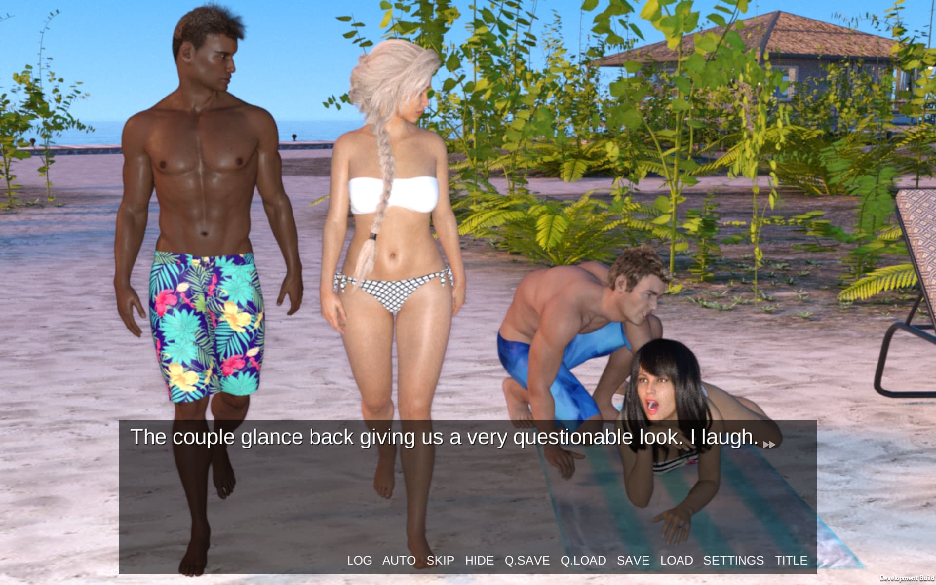 Love Lust Hate Anger Interactive Story (Free)
