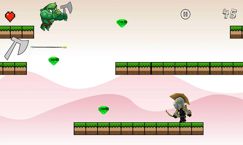 Monster vs Archers