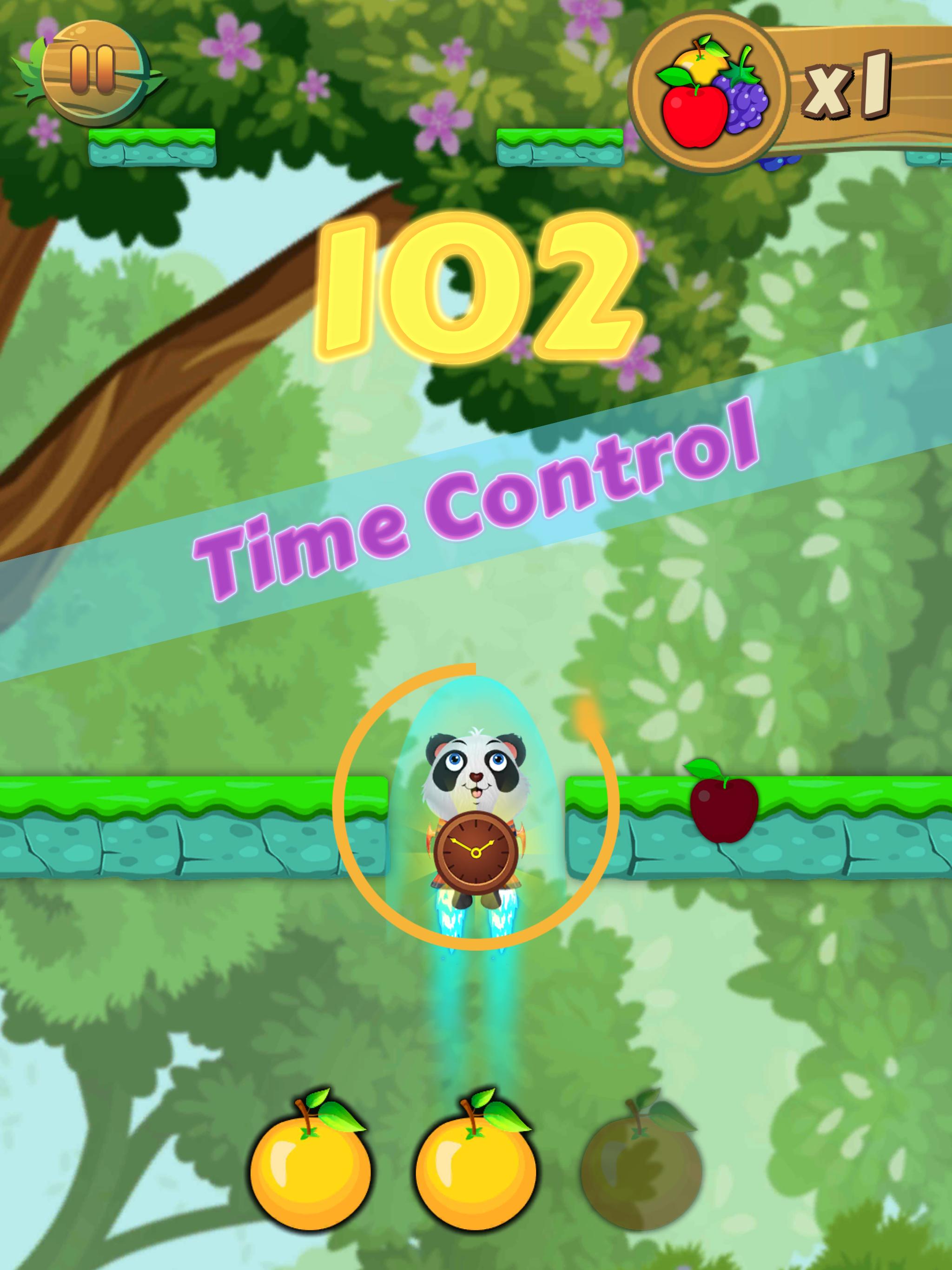 Slow Down Panda