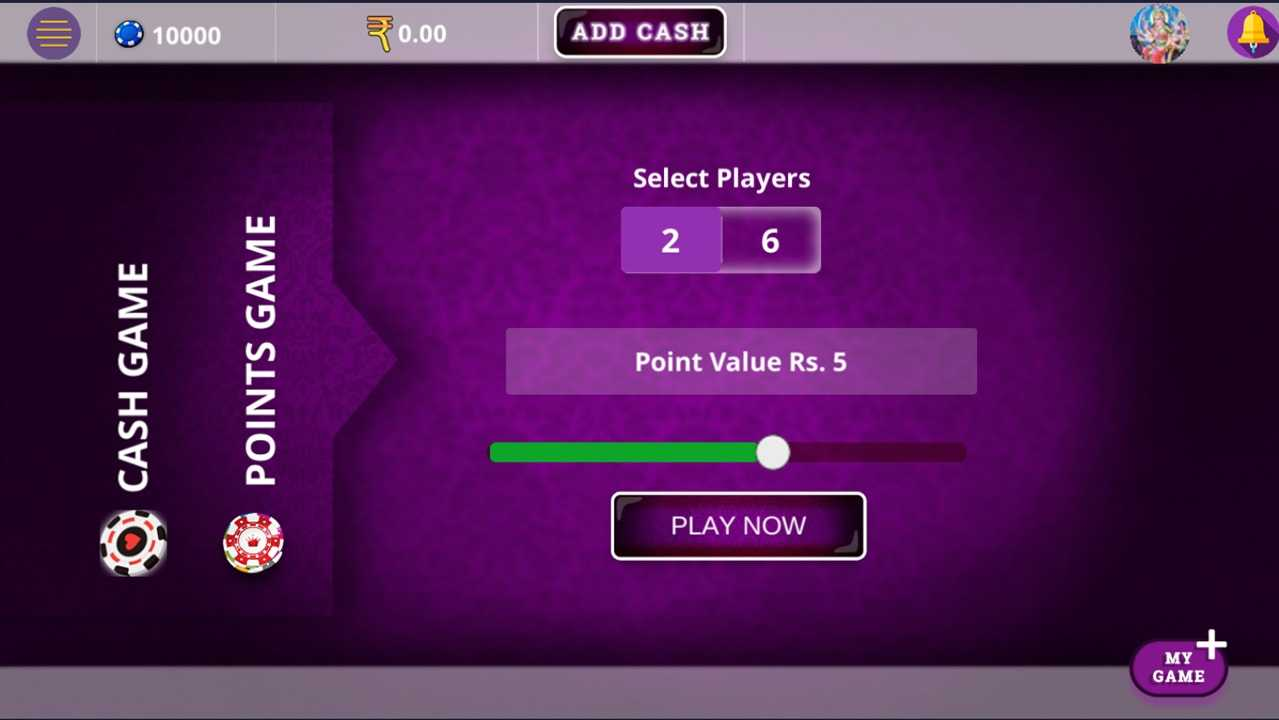 The Rummy Round - Play Indian Rummy Online