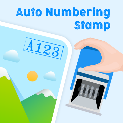 Auto Numbering Stamp