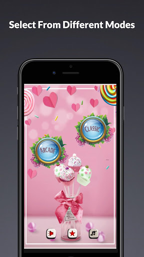 Cupcake Crush Match Saga