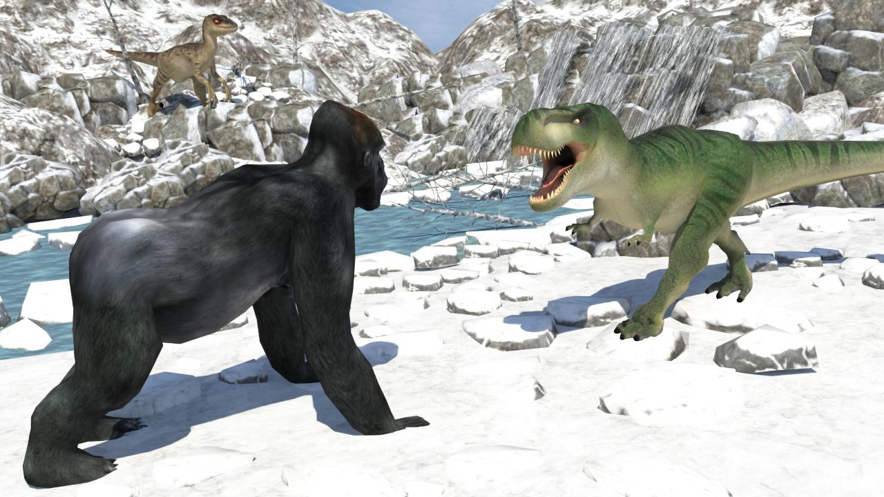 Dinosaur Hunt : Free Dinosaur Games