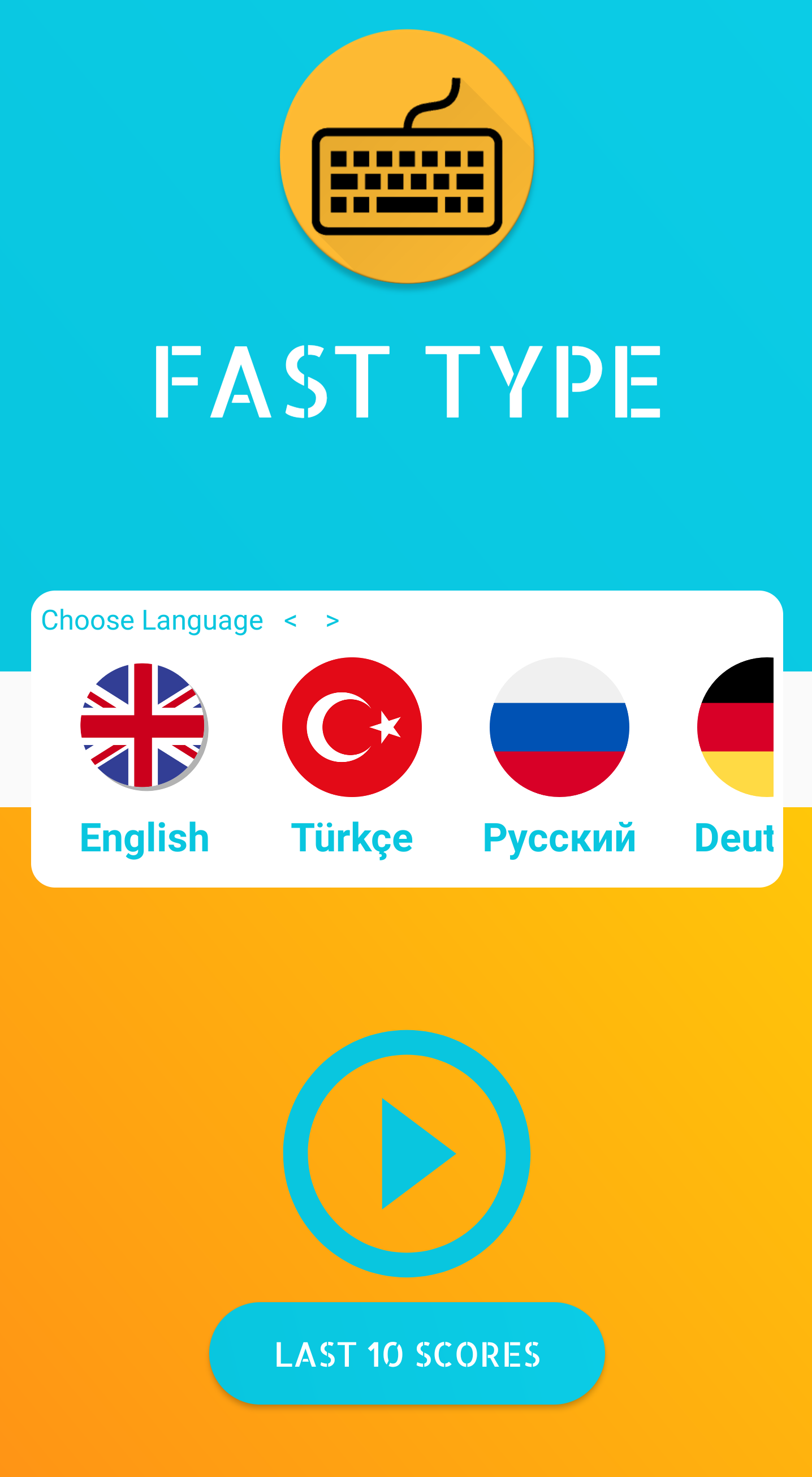 Fast Type