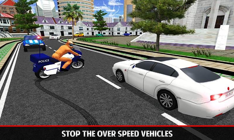 Police City Traffic Warden Duty 2019