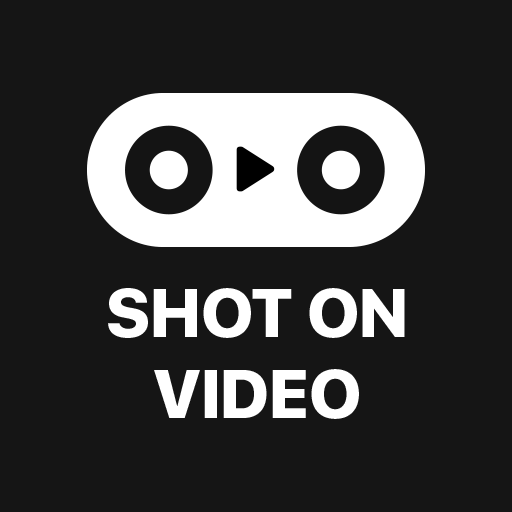 Shot On Video Watermark & Stamp